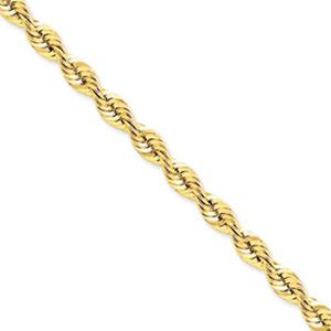 5mm Rope Necklace