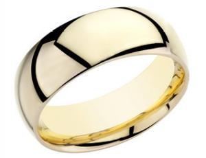 7mm Womens Comfort Fit Wedding Band Simple And Endearing Warm His Heart Forever With