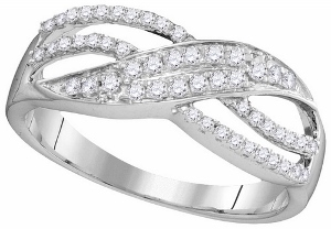 0.30 CTW Diamond Fashion Ring
