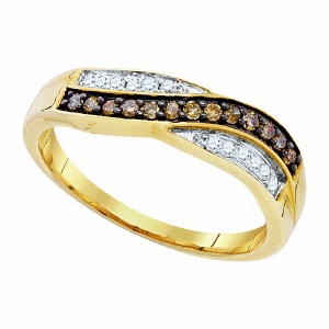 0.25c.t.w Diamond Micro Pave Ring